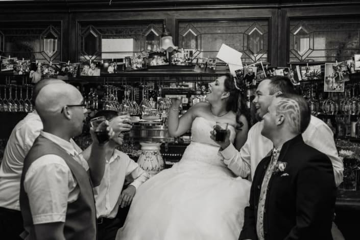 Hochzeitsreportage Hochzeitsfeier