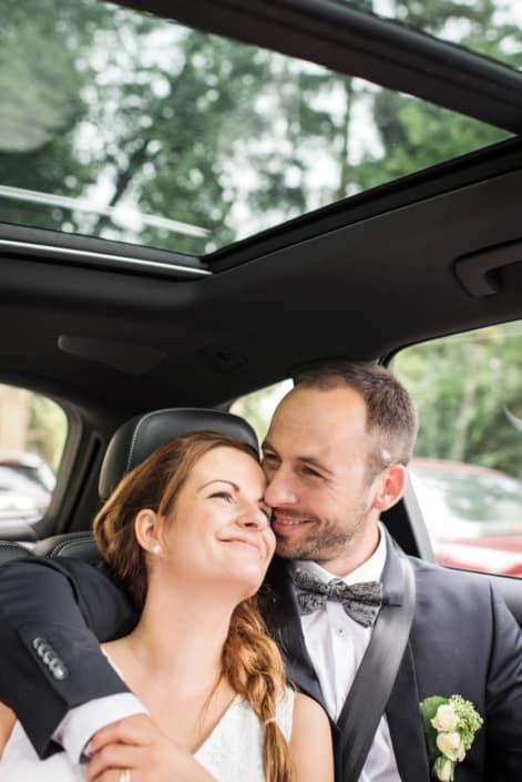 Hochzeitsreportage nach der Traung