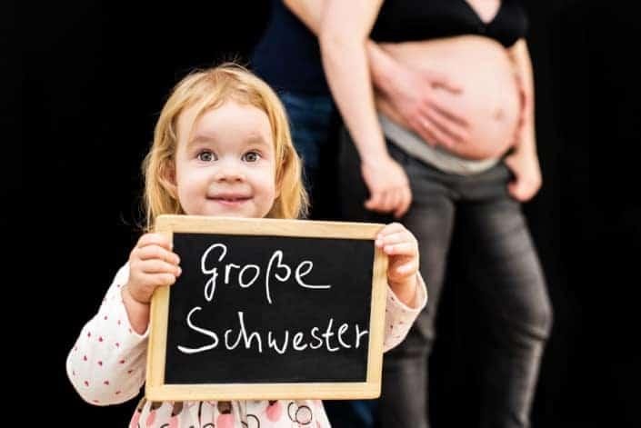 Schwangerschaftsfotos-Babybauchfotos-Berlin-Große Schwester